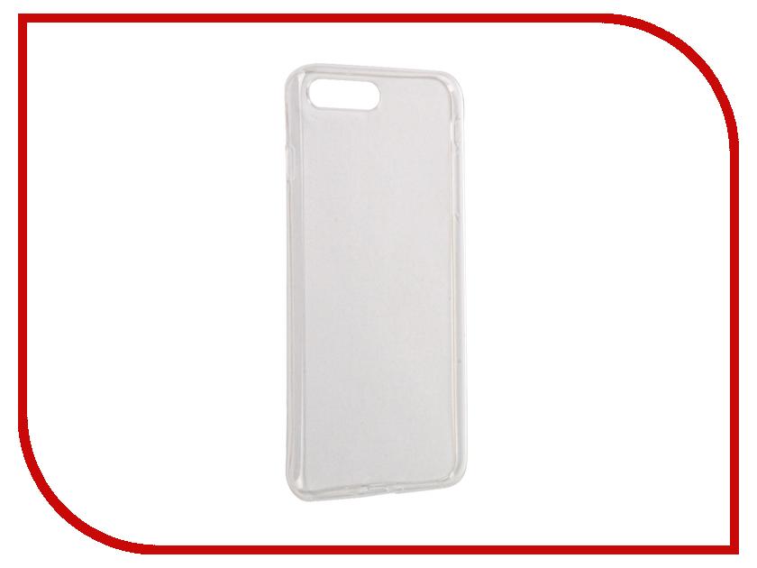 Аксессуар Чехол InterStep IS Slender для APPLE iPhone 7 Plus Transparent HSD-APIPH7PK-NP1100O-K100<br>