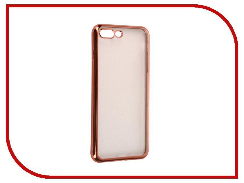 Аксессуар Чехол InterStep IS Frame для APPLE iPhone 7 Plus Pink HFR-APIPH7PK-NP1105P-K100<br>