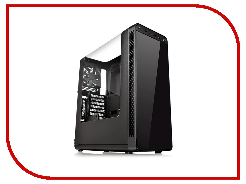 Корпус Thermaltake View 27 Black CA-1G7-00M1WN-00 27 16 32 100