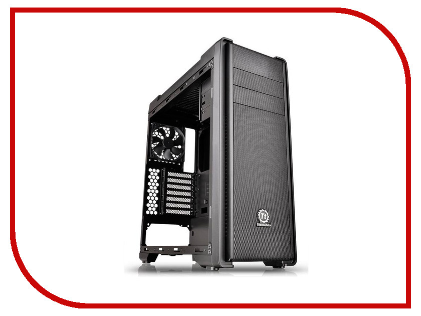 Корпус Thermaltake Versa C21 Black CA-1G8-00M1WN-00
