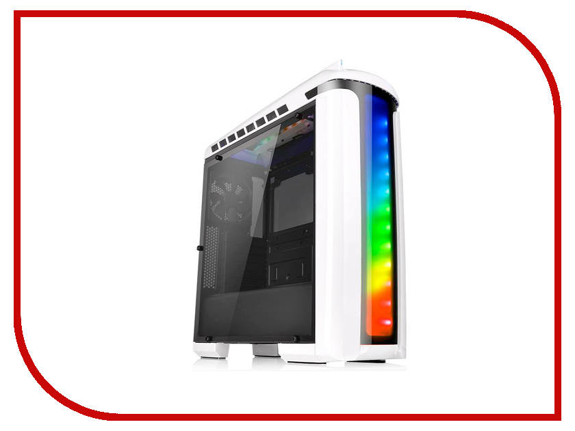 Корпус Thermaltake Versa C22 White CA-1G9-00M6WN-00 цена
