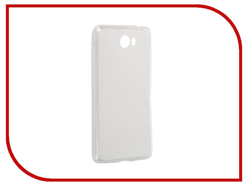 Аксессуар Чехол Huawei Y5II InterStep IS Slender Transparent HSD-HW0Y5IIK-NP1101O-K100<br>