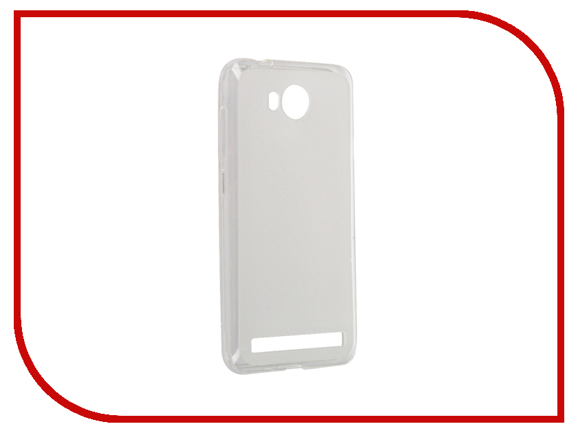 Аксессуар Чехол Huawei Y3II InterStep IS Slender Transparent HSD-HW0Y3IIK-NP1101O-K100<br>