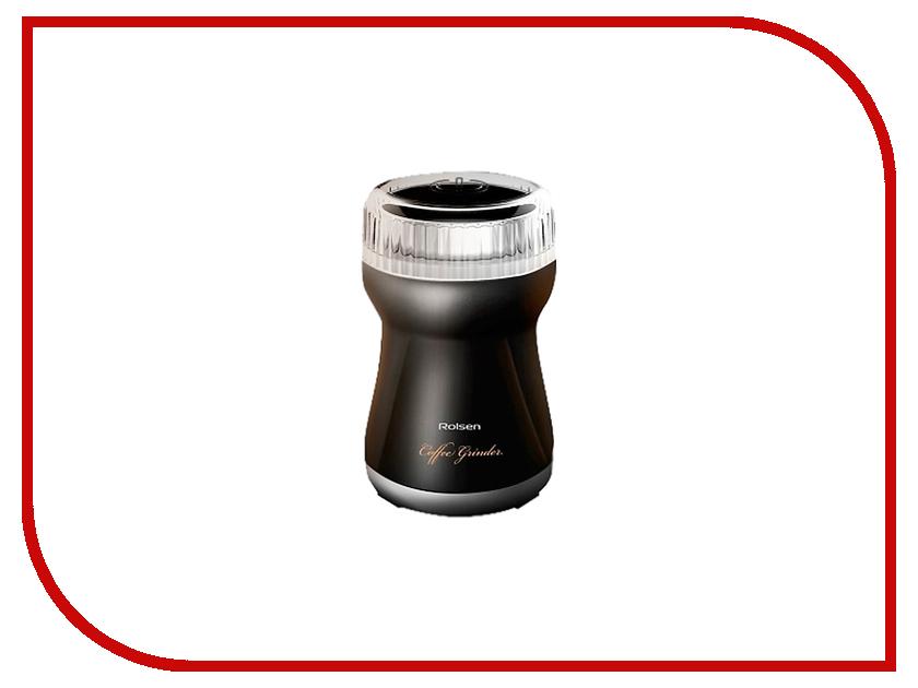Кофемолка Rolsen RCG-151 Black