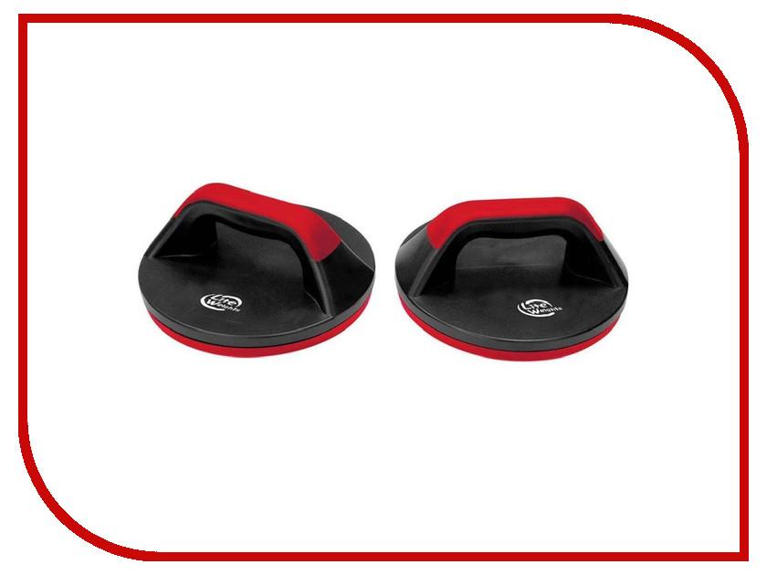 Упоры для отжиманий Lite Weights 1565LW упоры для отжиманий atemi металлические apu 02