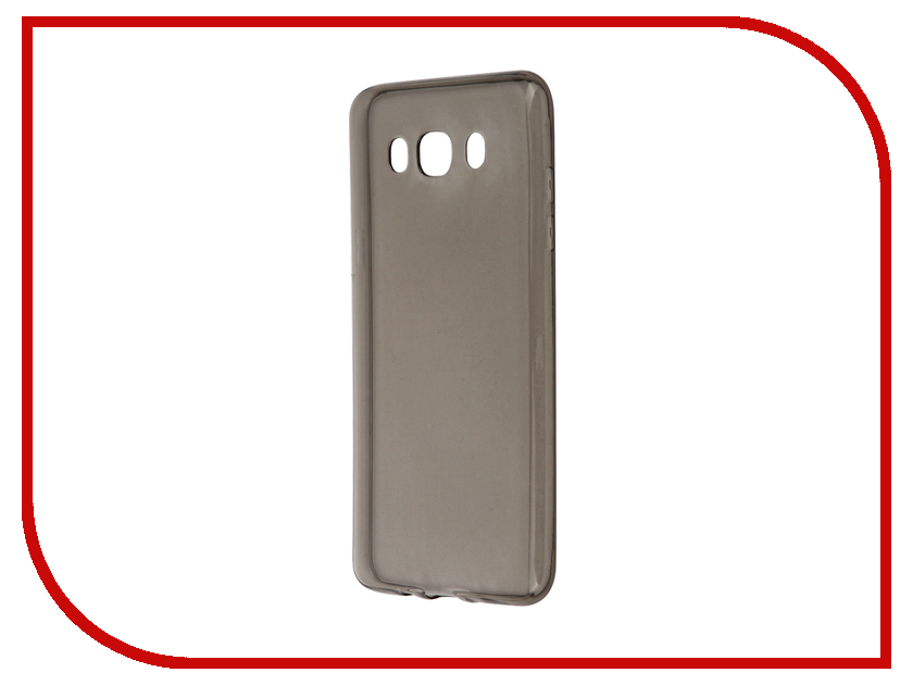 Аксессуар Чехол Samsung Galaxy J7 BROSCO Black SS-J7-TPU-BLACK аксессуар чехол htc u ultra brosco black htc uu book black