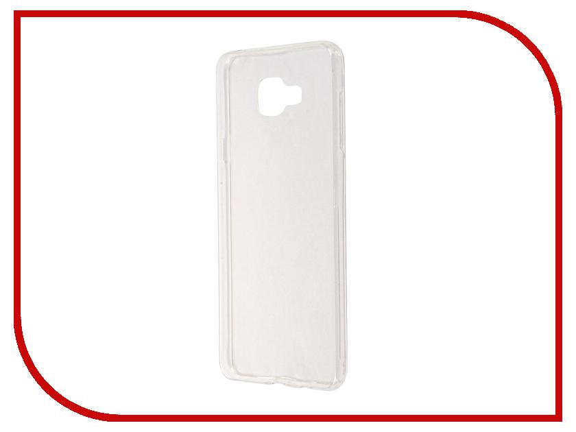 Аксессуар Чехол Samsung Galaxy A7 BROSCO Transparent SS-A7-TPU-Transparent<br>