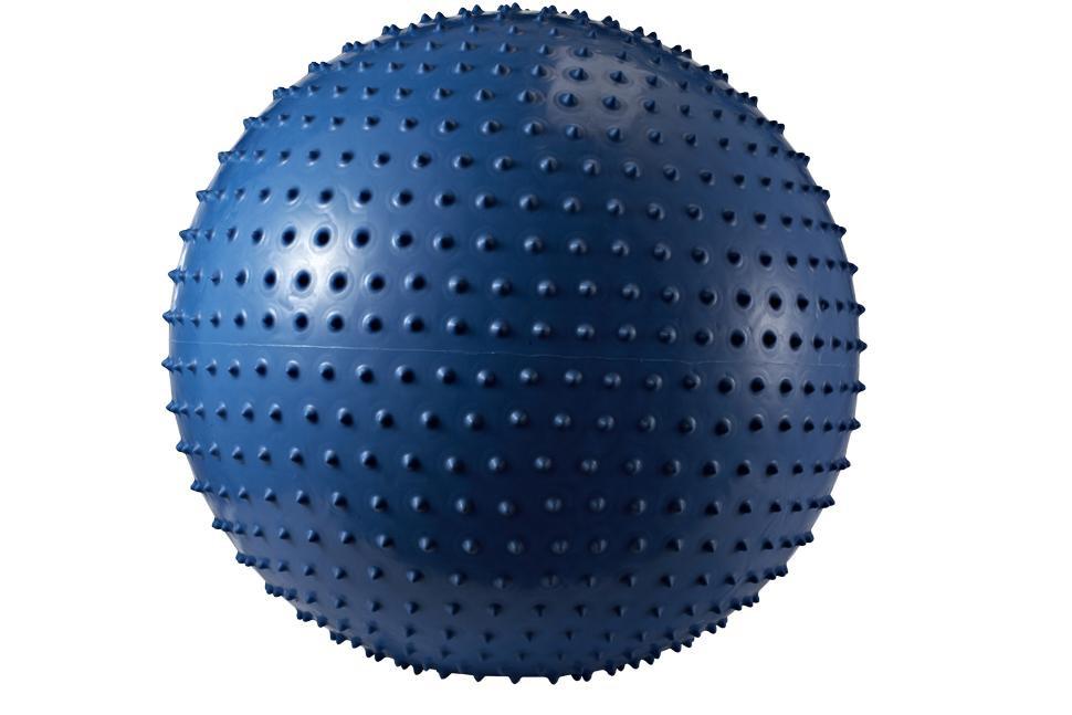 Мяч Z-Sports BB-003BL-22 мяч гимнастический z sports hopping ball 55 см