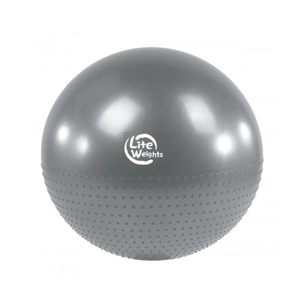 Мяч Lite Weights 65cm Silver BB010-26
