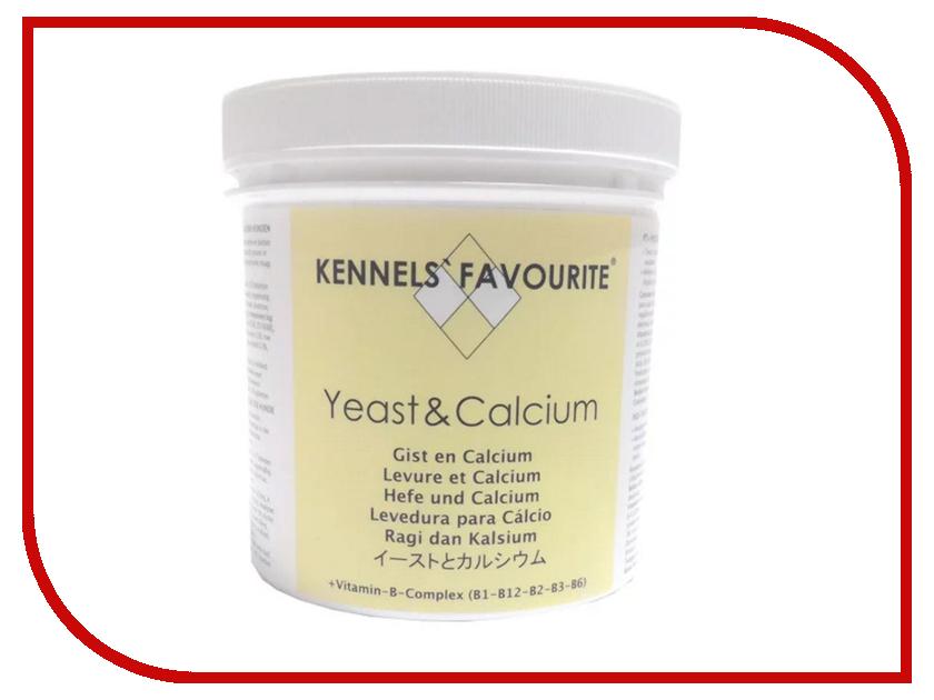 Витамины Kennels Favourite Yeast & Calcium 522322 для собак