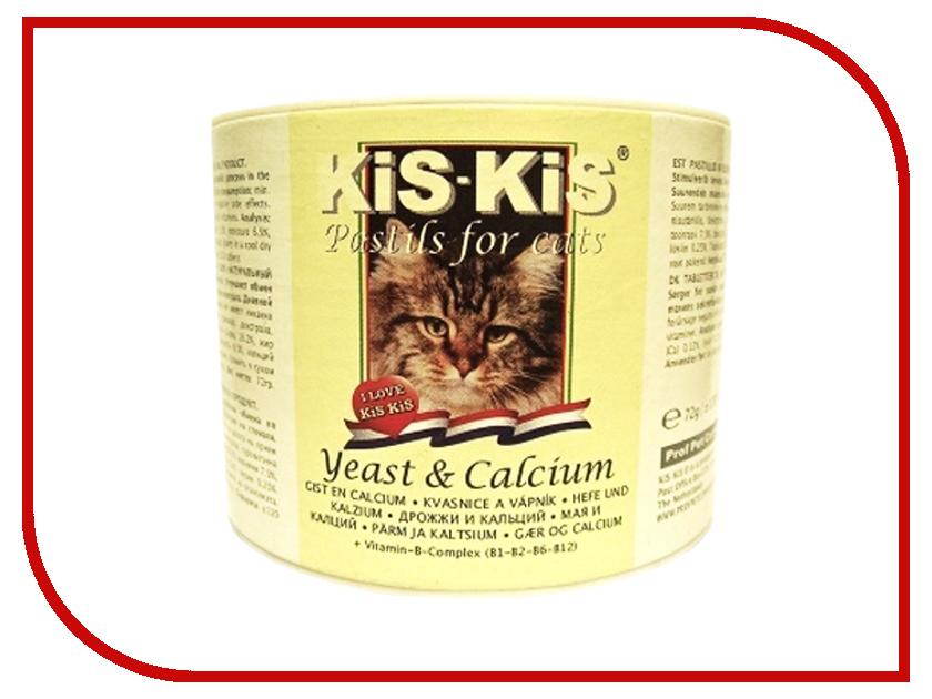 Витамины KiS-KiS Дрожжи и кальций для зубов и костей