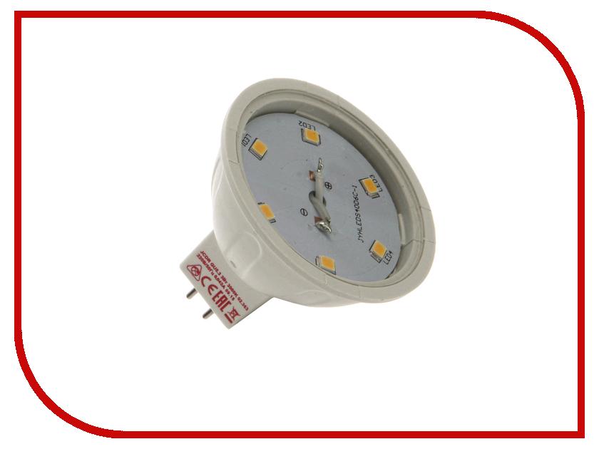 Лампочка Экономка 3W JCDR GU5.3 230V 3000K Eco_LED3WJCDRC30