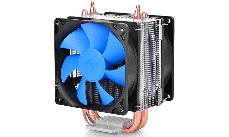 Кулер DeepCool Ice Blade 200M Black DP-MC8H2-IB200M (Intel 2011/1366/1156/1155/1151/1150/775 /AMD FM2/FM1/AM3+/AM3/AM2+/AM2)