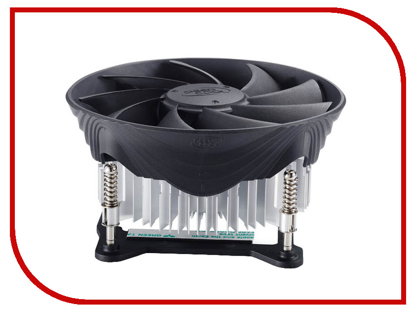 Кулер DeepCool Theta 115 Black DP-ICAS-T115 (Intel 1156/LGA1155/LGA1151/LGA1150)