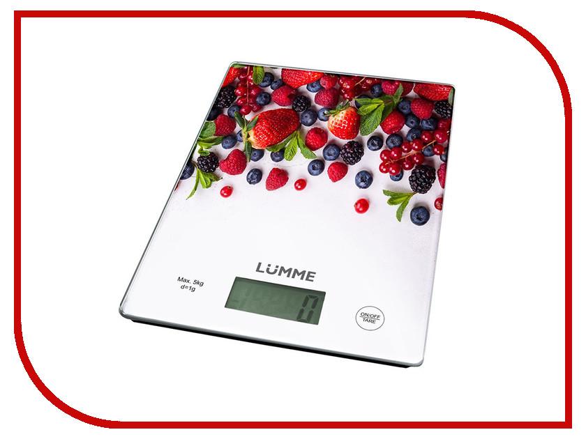 Весы Lumme LU-1340 Wild Berry