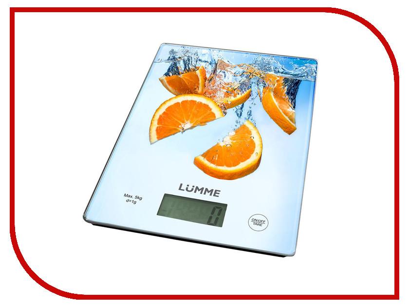 Весы Lumme LU-1340 Orange Fresh