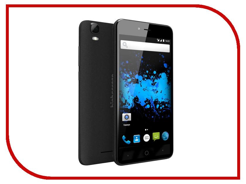 Сотовый телефон Highscreen Easy L Pro Black сотовый телефон huawei honor 8 pro black