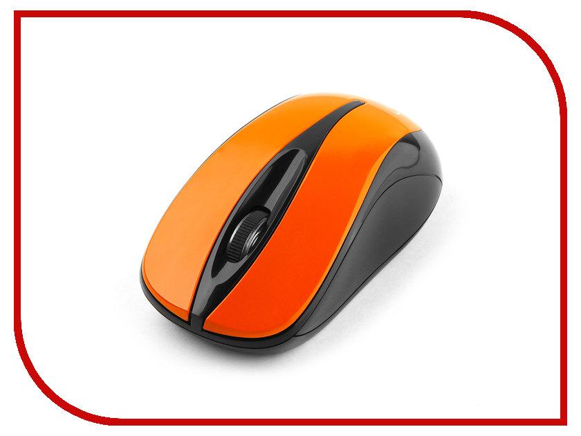 Мышь беспроводная Gembird MUSW-325-O Orange