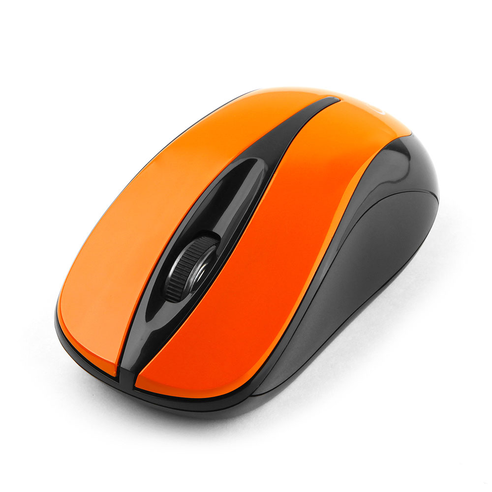 Мышь Gembird MUSW-325-O Orange