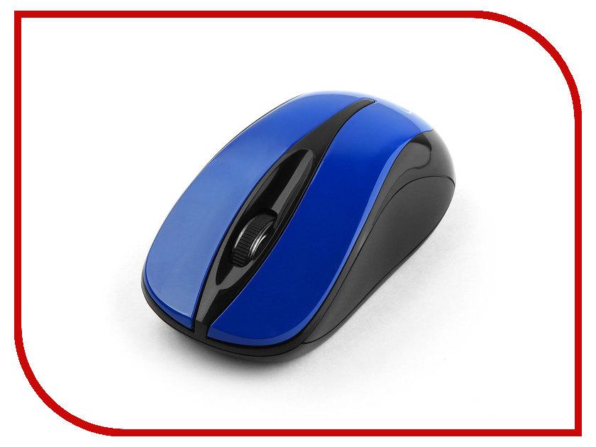 Мышь беспроводная Gembird MUSW-325-B Blue