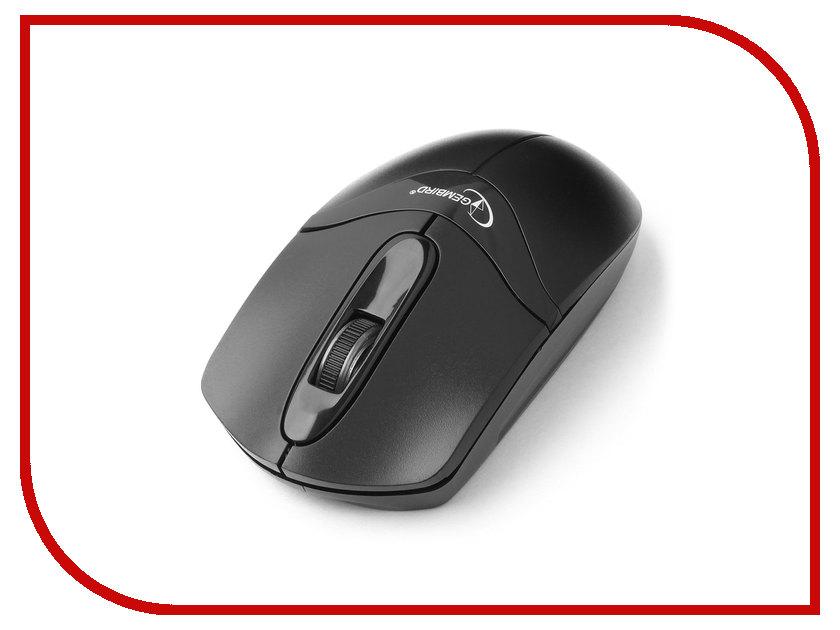 Мышь беспроводная Gembird MUSW-315 Black