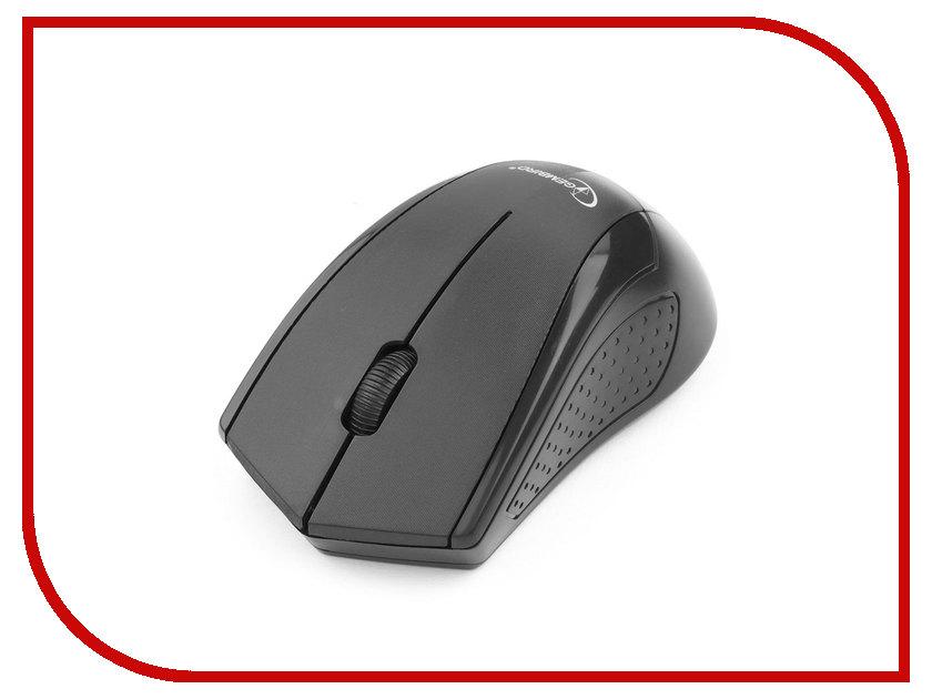 Мышь беспроводная Gembird MUSW-305 Black