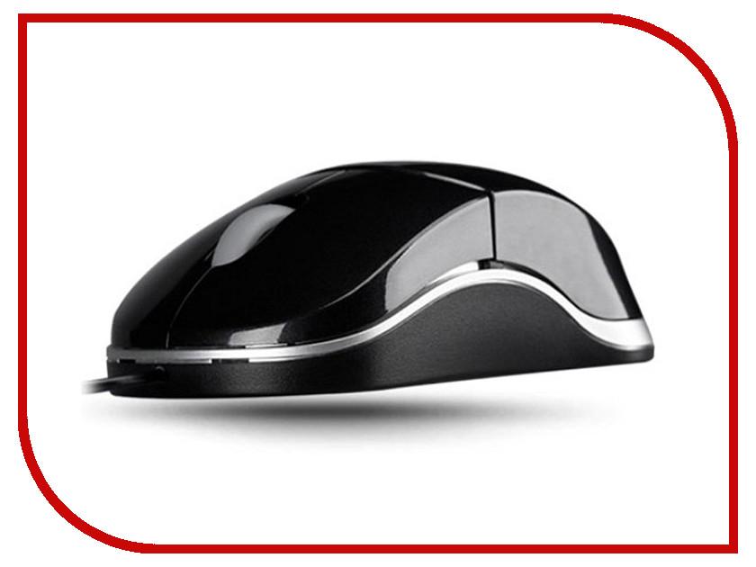 Мышь Rapoo N6000 Black USB мышь rapoo n1162 white usb