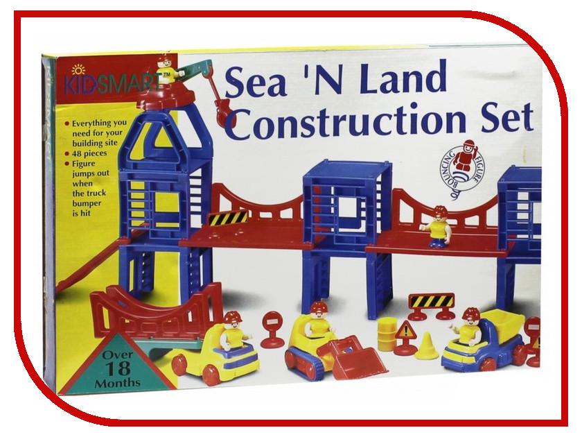 Игрушка Конструктор Kidsmart Море и суша 29001<br>