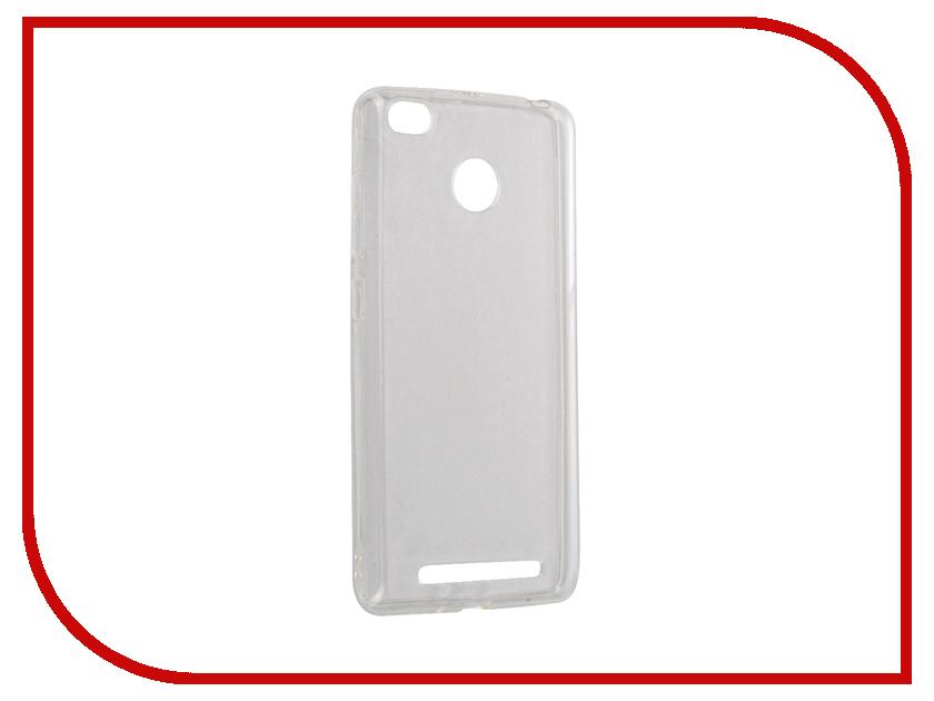 Аксессуар Чехол Xiaomi Redmi 3S DF xiCase-01 аксессуар df 30pin usb df imagnet 01 white