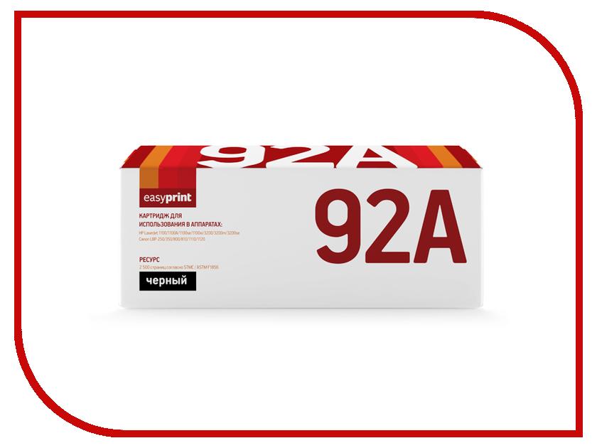 Картридж EasyPrint LH-92A для HP LJ1100/3200/Canon LBP810/1120/4092A/EP22<br>