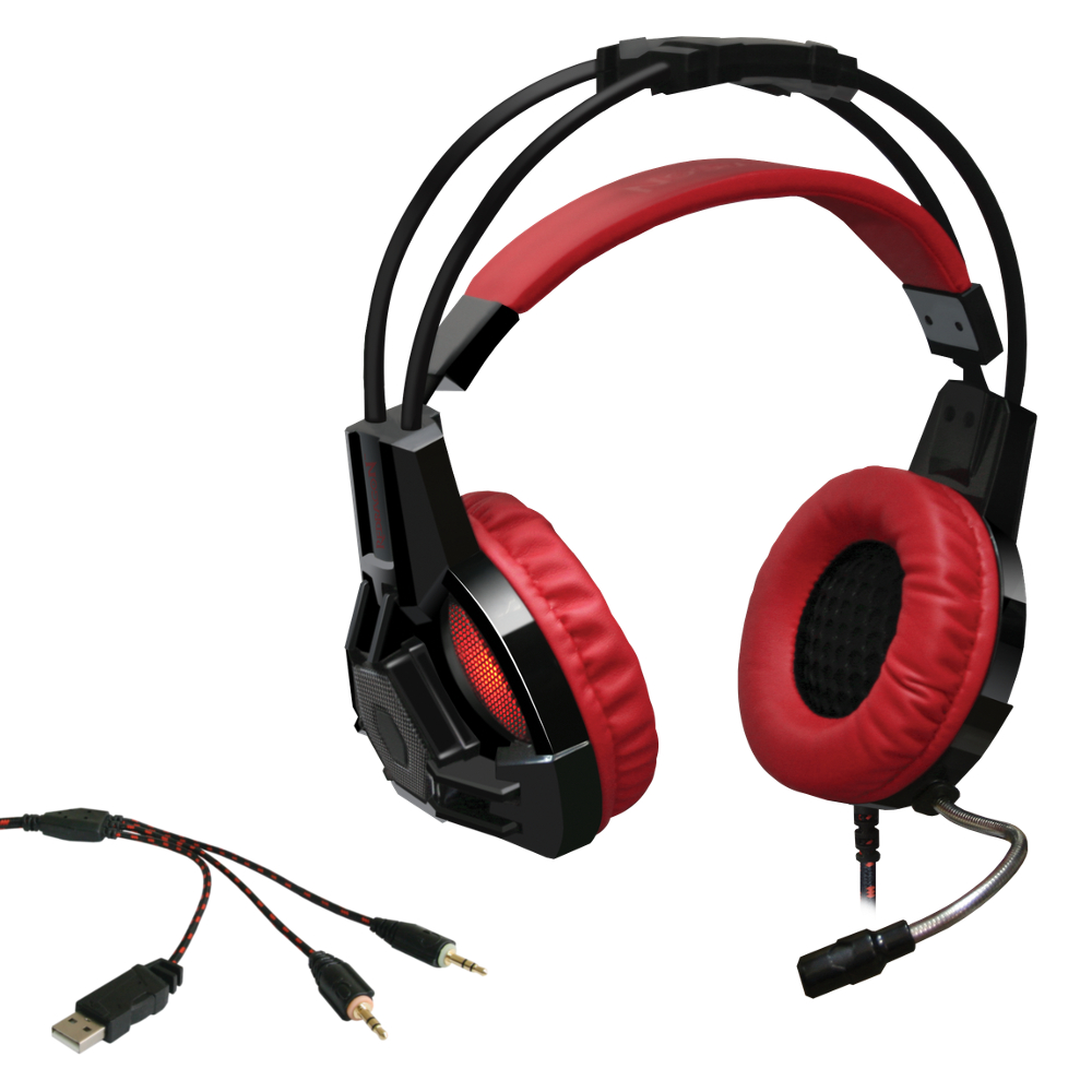 Redragon Lester Red-Black 64205