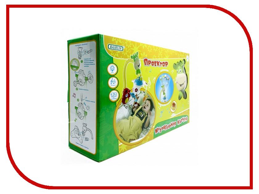 Игрушка Bairun Карусель-проектор Y360899