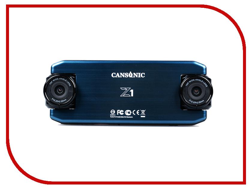 Видеорегистратор CANSONIC Z1 DUAL GPS<br>