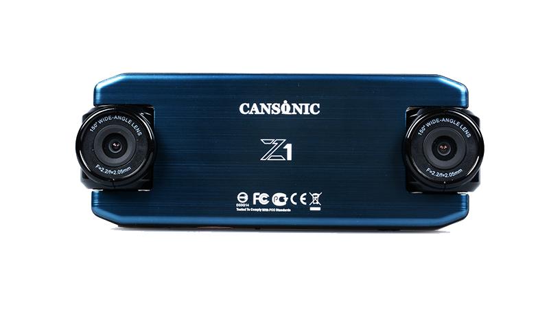 Видеорегистратор Cansonic Z1 DUAL недорго, оригинальная цена