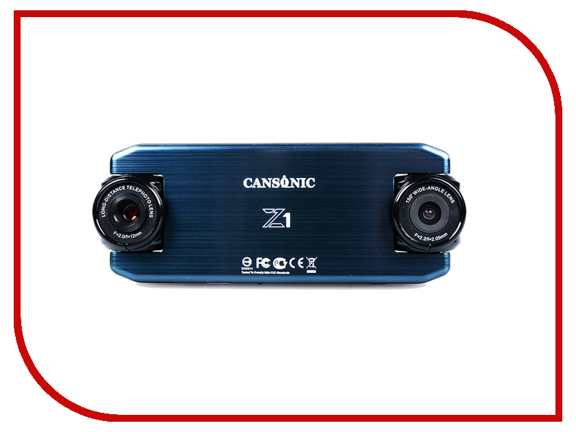 Видеорегистратор CANSONIC Z1 ZOOM whe 6 5 xtn z1