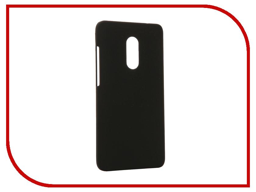 Аксессуар Чехол Xiaomi Redmi Note 4 Apres Hard Protective Back Case Cover Black<br>