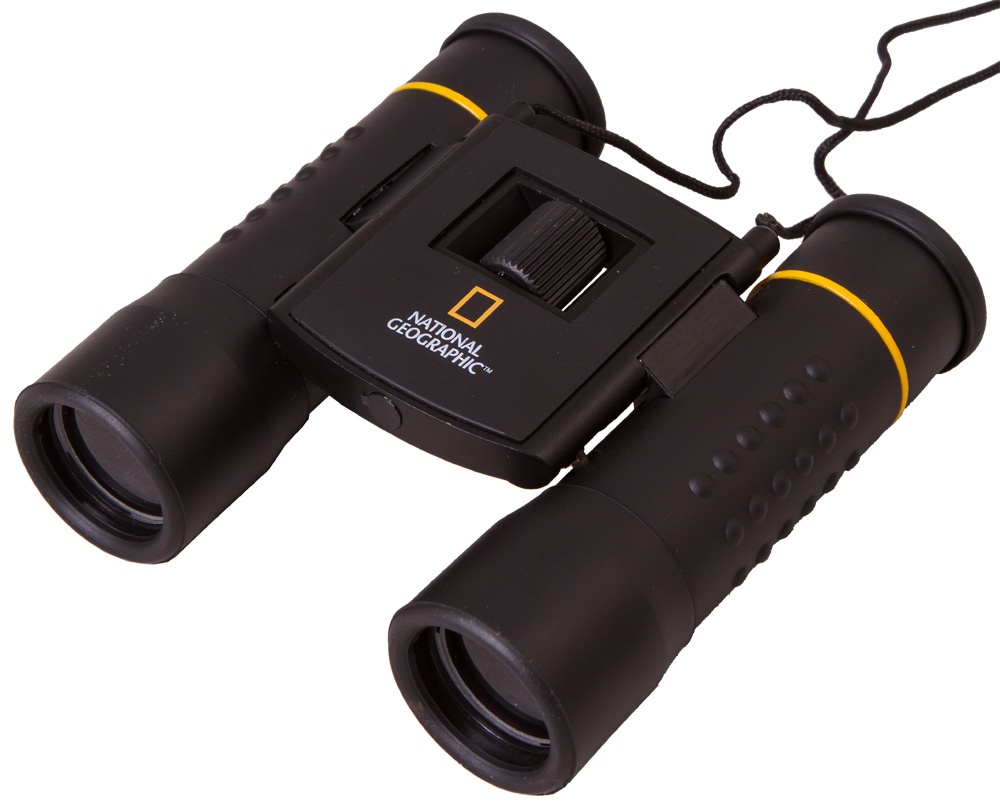 Бинокль Bresser National Geographic 10x25 Binoculars 69342