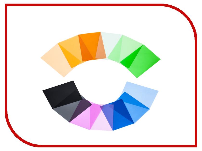 Купить Фильтры Strob Tools ST 1216 корректирующие гели (13 штук)