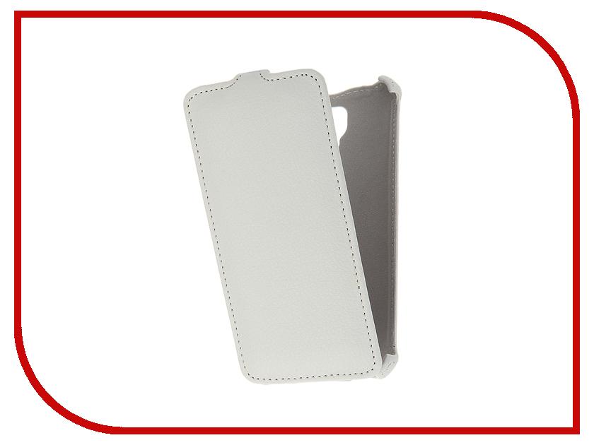 Аксессуар Чехол Tele2 Maxi 1.1 Zibelino Classico White ZCL-TL2-MAX-WHT<br>