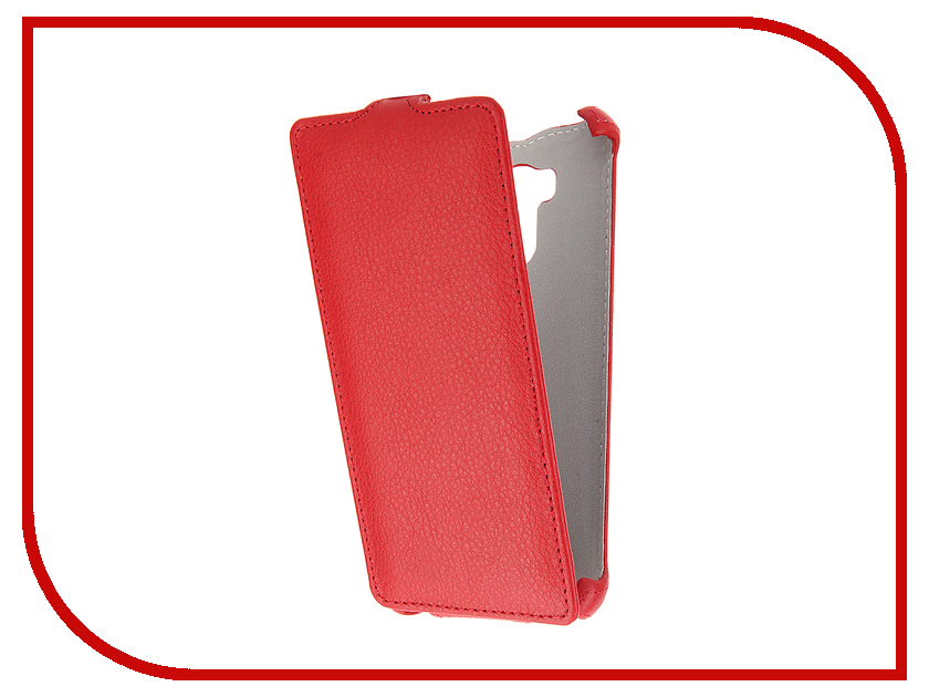 Аксессуар Чехол Xiaomi Redmi 4 / 4 Pro Zibelino Classico Red ZCL-XIA-RDM-4-RED<br>