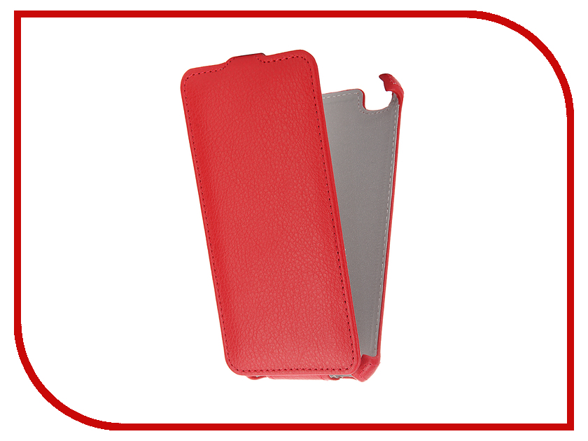 Аксессуар Чехол Xiaomi Redmi 4A Zibelino Classico Red ZCL-XIA-RDM-4A-RED аксессуар чехол xiaomi redmi note 4 zibelino classico red zcl xia not4 red