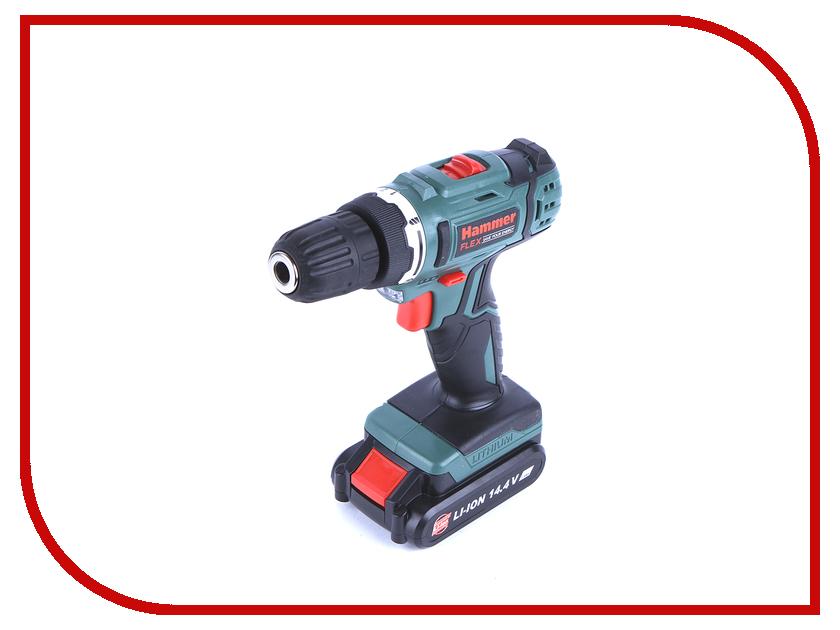 Электроинструмент Hammer Flex ACD145Li<br>