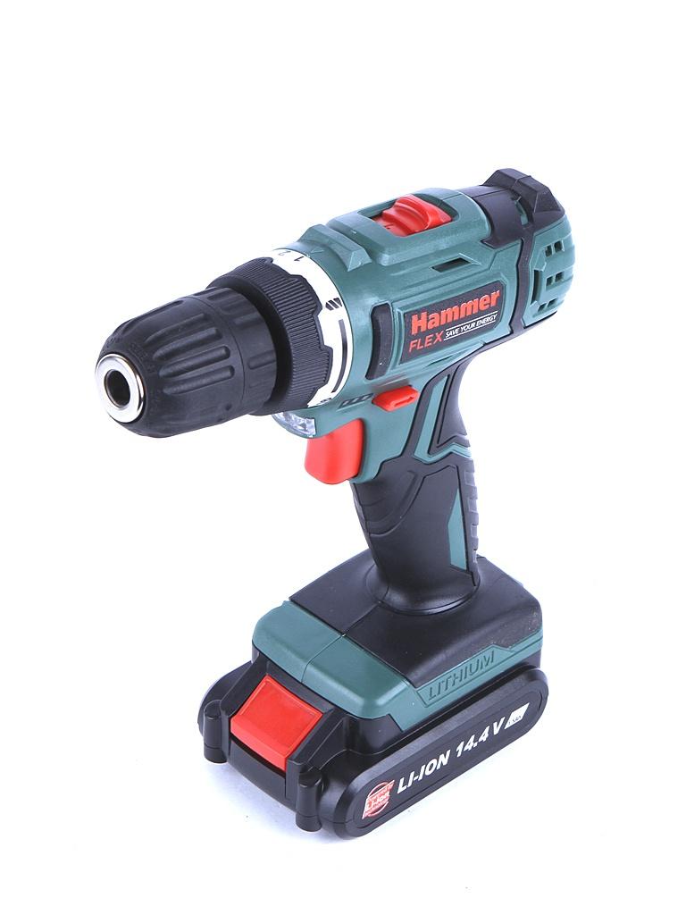 Электроинструмент Hammer Flex ACD145Li