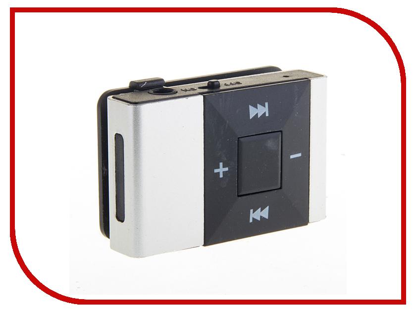 Плеер Glossar M03 Silver 37776<br>