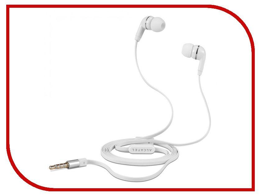 Гарнитура Alcatel WH35G White<br>