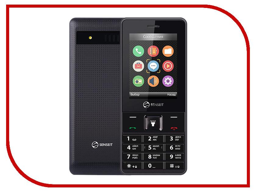 Сотовый телефон Senseit L208 сотовый телефон senseit r450 gray
