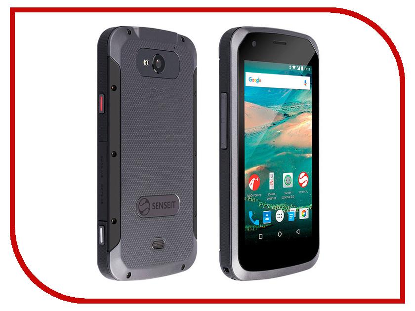 Сотовый телефон Senseit R450 Gray сотовый телефон philips e311 xenium navy