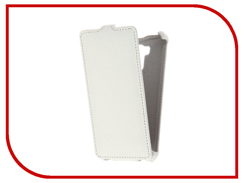 Аксессуар Чехол Xiaomi Redmi 4/4 Pro Gecko White GG-F-XMR4PR-WH r7112 4