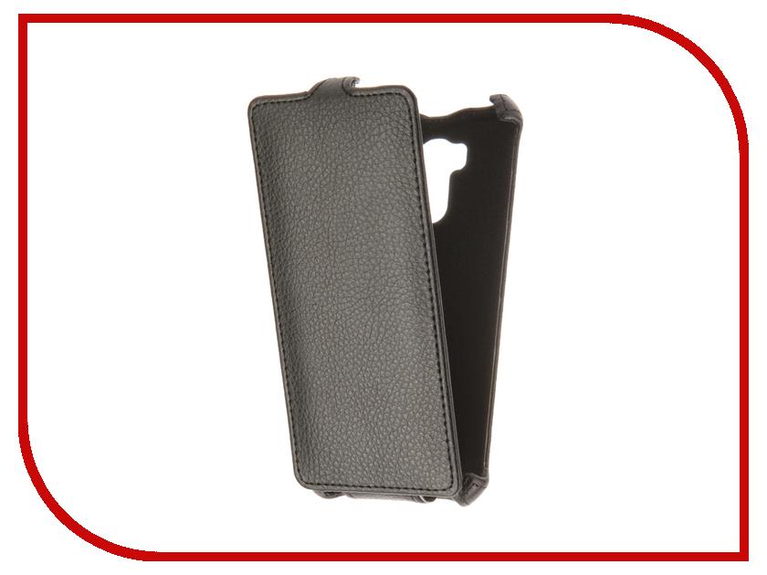 Аксессуар Чехол Xiaomi Redmi 4/4 Pro Gecko Black GG-F-XMR4PR-BL<br>