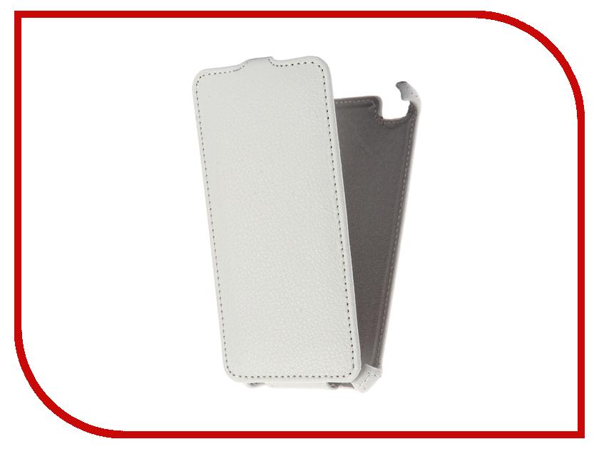 Аксессуар Чехол Xiaomi Redmi 4A Gecko White GG-F-XMR4A-WH аксессуар чехол xiaomi redmi note 4 gecko red gg f xmrnote4 red